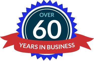 60 Years in Business
